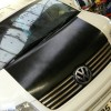 VW T5 Bonnet Wrapped